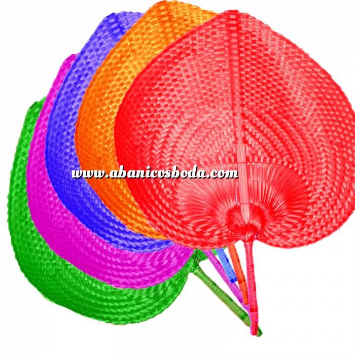 Imagen Pai Pai 23cm Pai pai mimbre fino Colores Surtidos (Últimas Unidades)